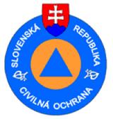 logo Civilnej ochrany